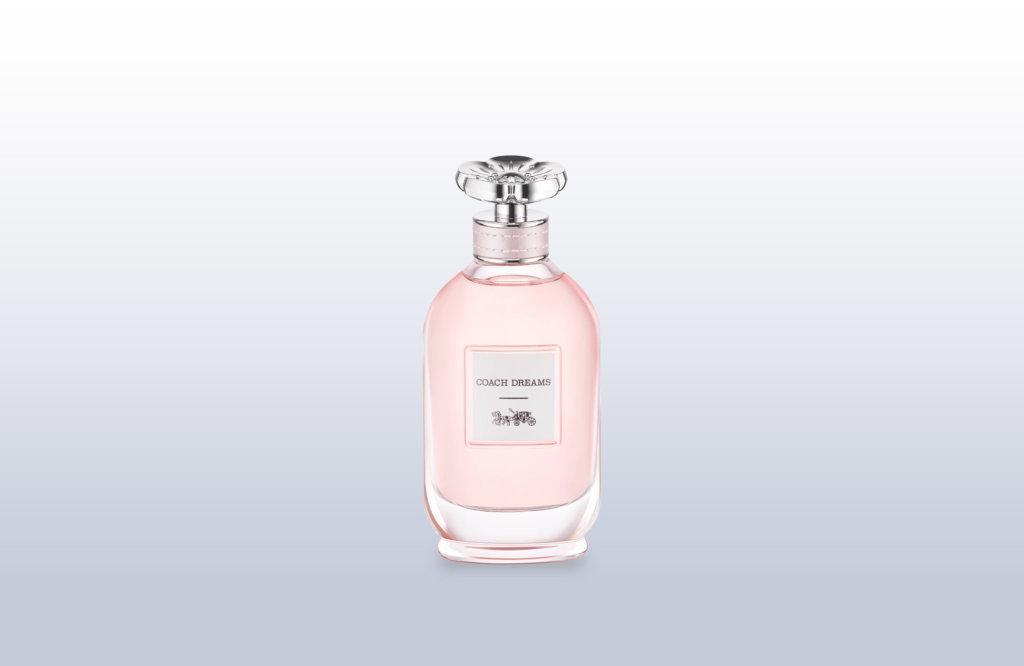 Customized perfume bottle of Coach dreams perfume