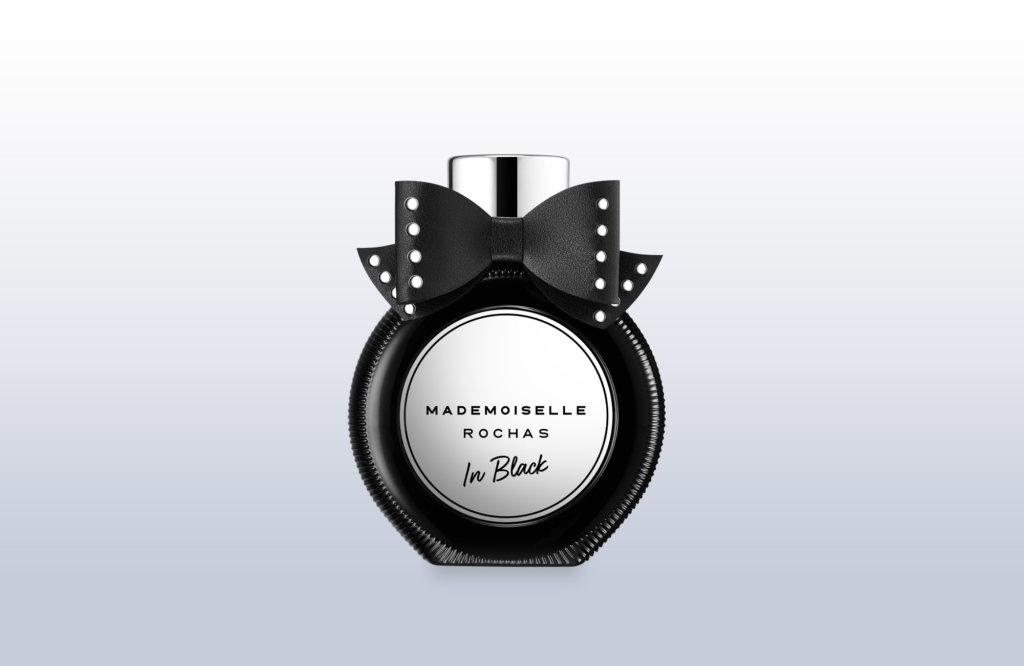 Customized perfume bottle of Mademoiselle Rochas