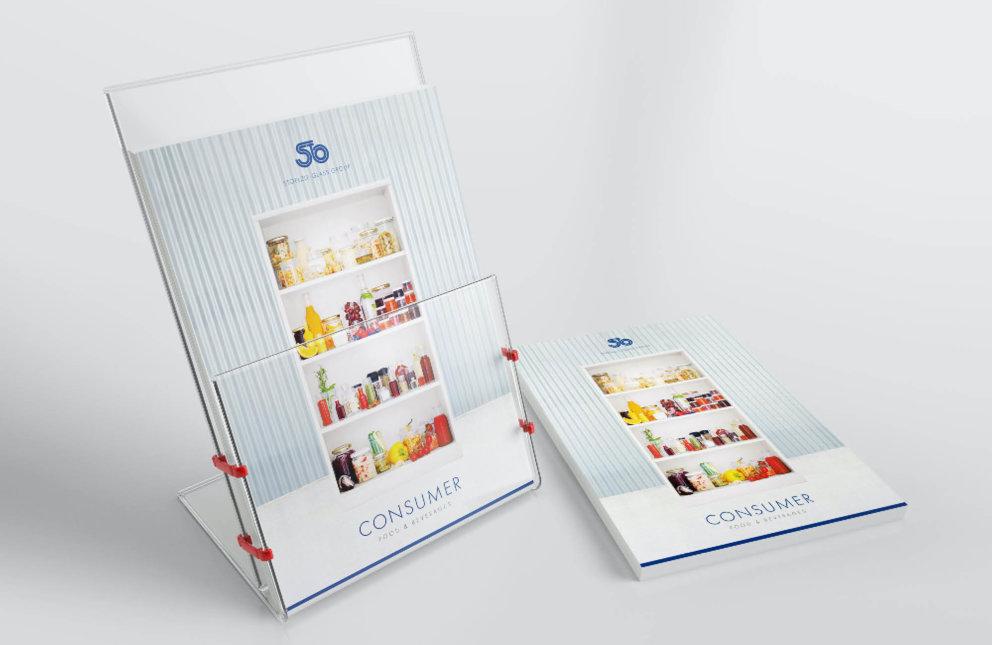 Austeller mit neuem Consumer Katalog