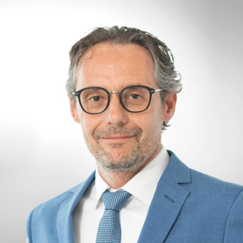 CSCO and Head of Business Unit Pharma Alexander Stern