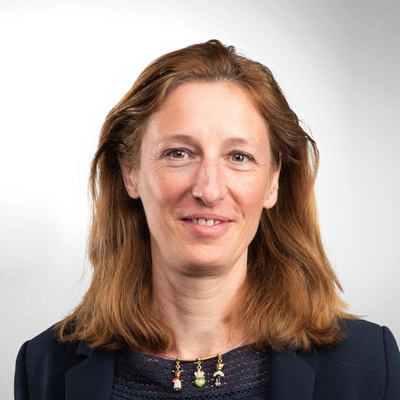 Head of Medical Laborglas Antonia Karamat