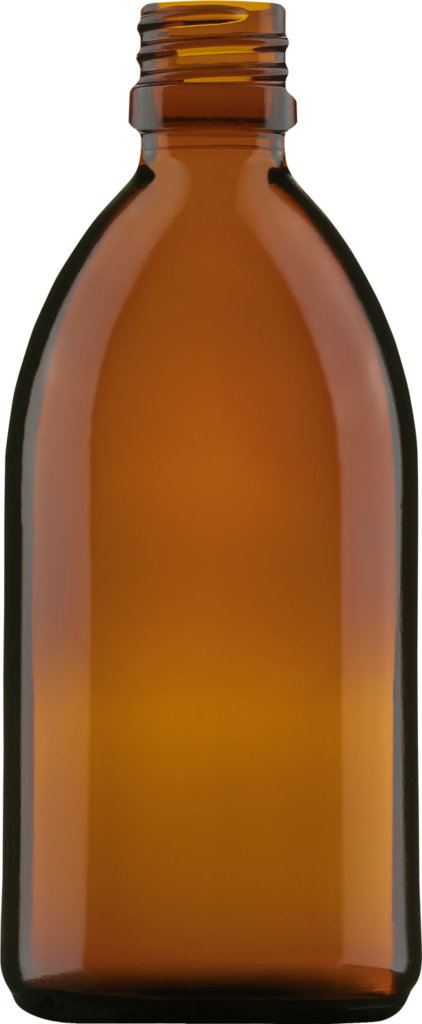 Product picture of medicine bottle amber 125 ml - article number 35030
