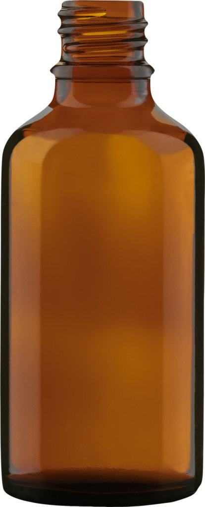 Product picture of dropper bottle amber 40 ml - article number 35044