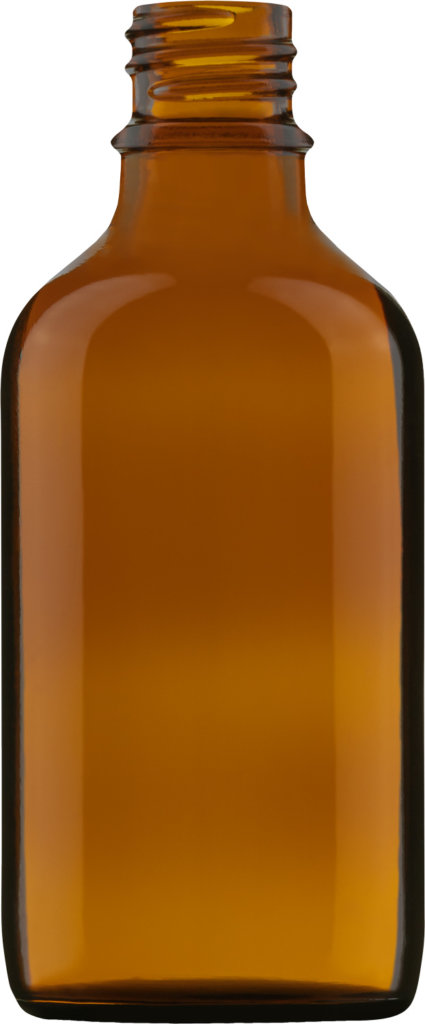 Product picture of dropper bottle amber 50 ml - article number 69024