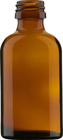 Produktbild der Tropfflasche braun 30 ml - Artikelnummer 69058