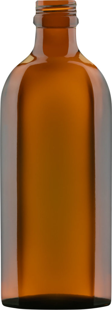 Product picture of meplat bottle amber 200 ml - article number 69102