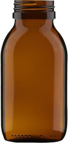 Produktbild der Sirupflasche braun 150 ml - Artikelnummer 69135