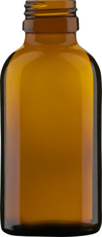 Produktbild der Medizinflasche braun 100 ml - Artikelnummer 72365