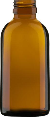 Produktbild der Medizinflasche braun 150 ml - Artikelnummer 72365