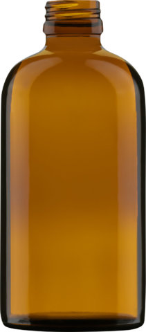 Product picture of medicine bottle amber 250 ml - article number 72365
