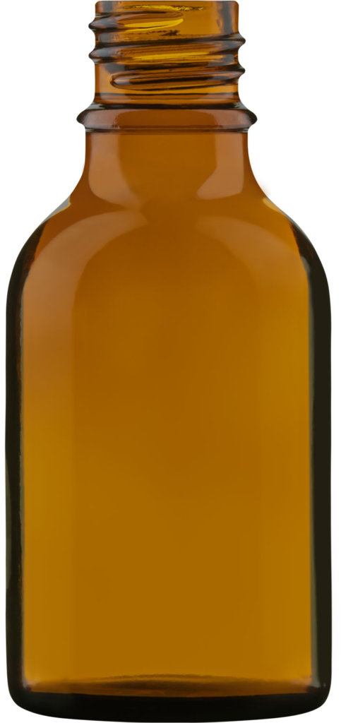 Product picture of dropper bottle amber 30 ml - article number 72659