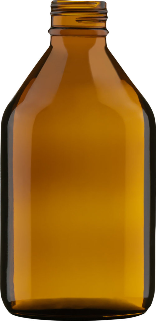 Product picture of brazil bottle amber 150 ml - article number 72960