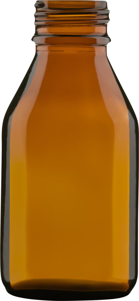 Product picture of brazil bottle amber 50 ml - article number 72960
