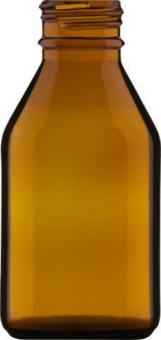 Product picture of brazil bottle amber 60 ml - article number 72960