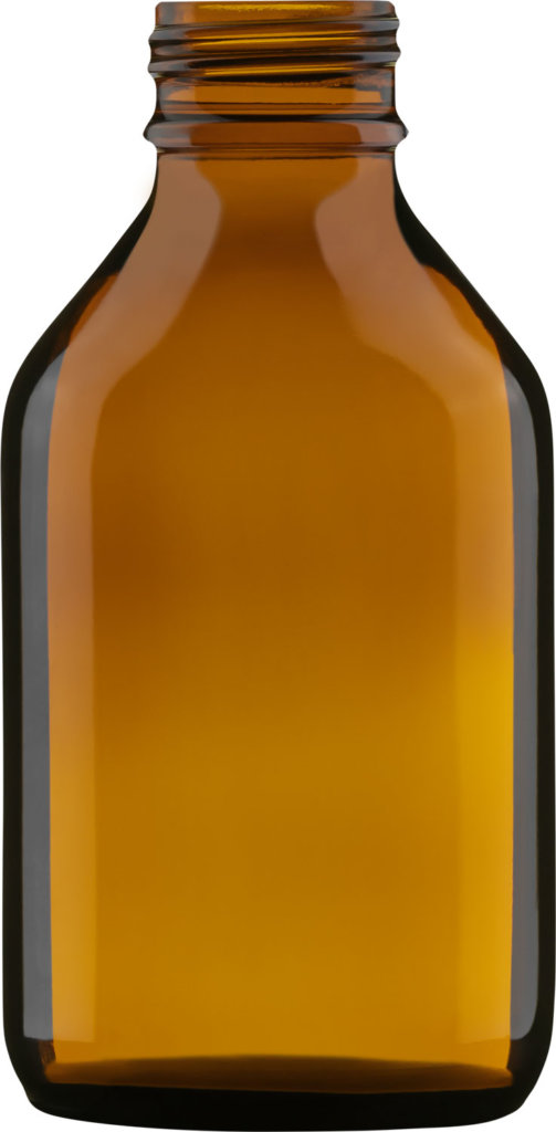 Product picture of brazil bottle amber 80 ml - article number 72960