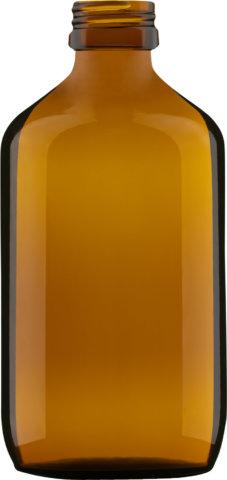 Produktbild der Medizinflasche braun 215 ml - Artikelnummer 72999