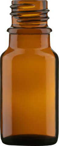 Product picture of dropper bottle amber 10 ml -article number 73413