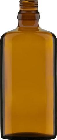 Produktbild der Tropfflasche braun 100 ml - Artikelnummer 73855