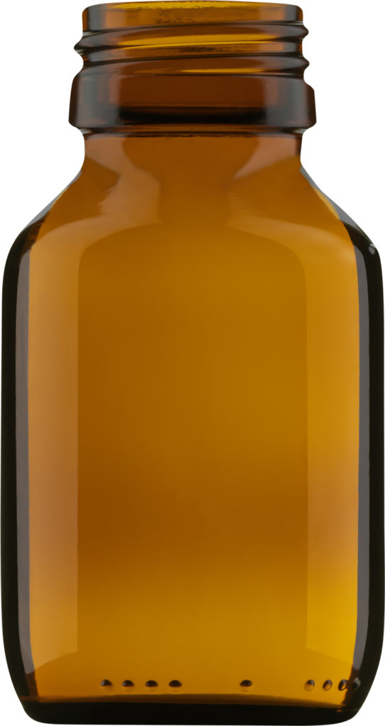Product picture of veral bottle amber 60 ml - article number 73876