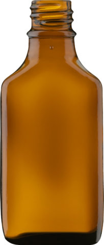 Product picture of shaped bottle amber 30 ml - article number 73975