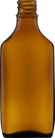 Produktbild der Formflasche braun 50 ml - Artikelnummer 73975