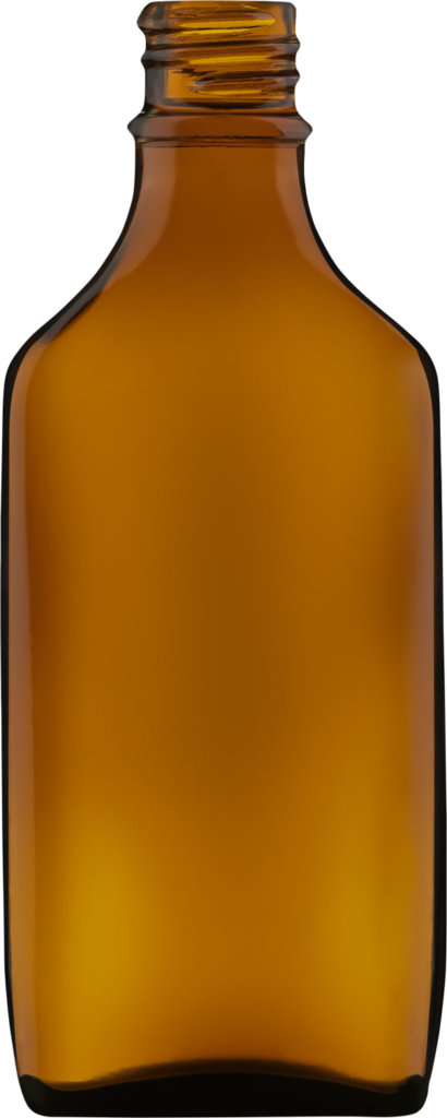 Product picture of shaped bottle amber 50 ml - article number 73975