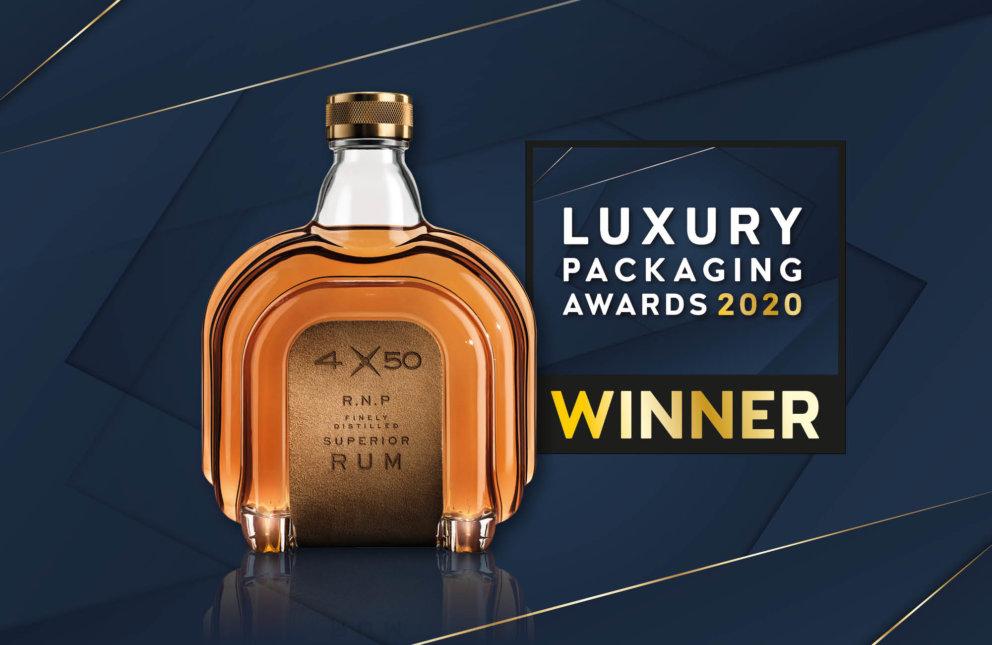 Rum 4x50 award winner