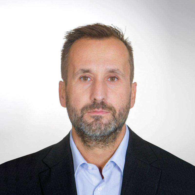 Head of Technical Engineering Group Wilfried Lenk