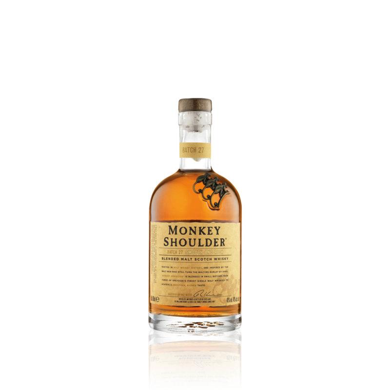 Product picture Spirits bottle Monkey Shoulder Scotch Whisky