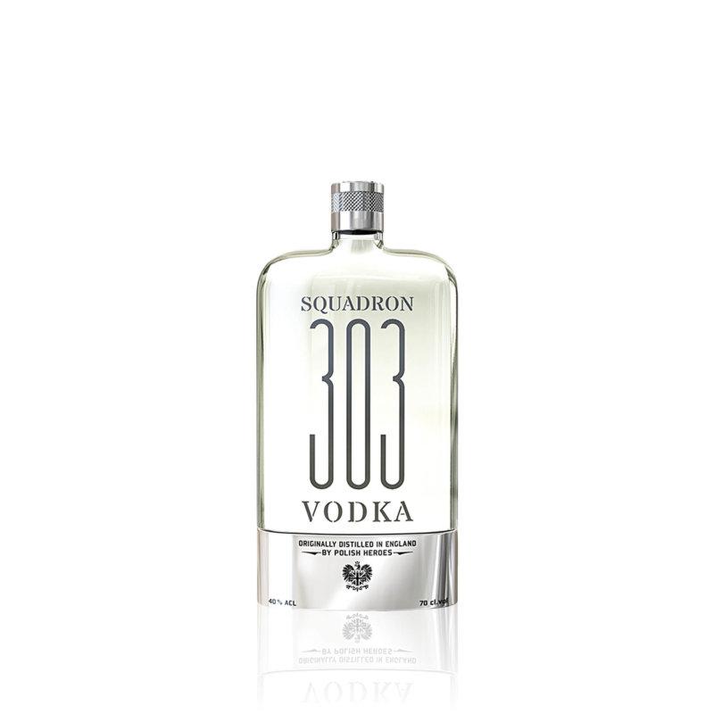 Product picture Spirits bottle Squadron 303 Vodka